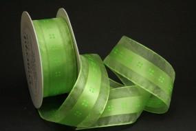 Vichy grün 40 mm 25 m