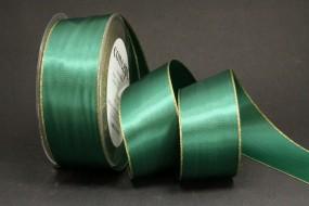 London grün mit Goldrand 40 mm 25 m