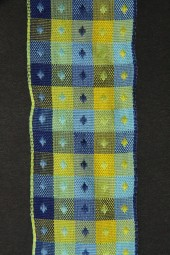 Donata blau gelb 40 mm 20 m