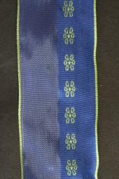 Jolan blau grün 40 mm 20 m