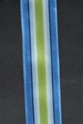Ella blau grün 25 mm 20m