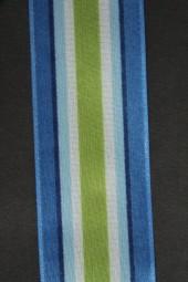 Ella blau grün 40 mm 20 m