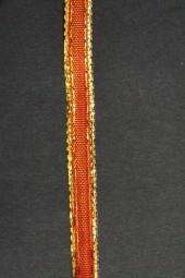 Fidschi rot gold 10 mm 25 m