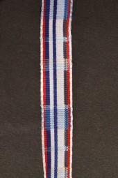 Sext weiss blau rot 15 mm 20 m