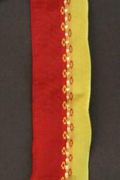 Padua rot grün 40 mm 15 m