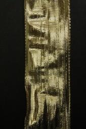 Weihnacht 2 Lamee gold 40 mm 10 m