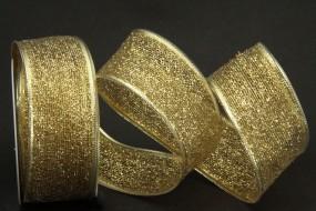 Weihnacht 1 gold 40 mm 10 m