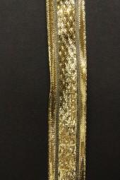 Silicat gold 25 mm 25 m