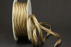 Brussels gold braun 6 mm 20 m