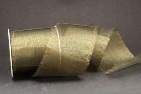 Ribbon Bag gold 70 mm 5 m