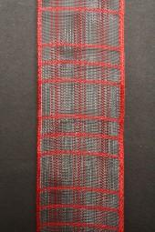 Cosma rot Gitterband 40 mm 20 m