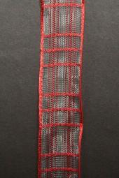 Cosma rot Gitterband 25 mm 20 m