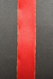 London Classic rot mit Goldrand 25 mm 50 m