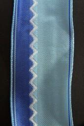 Dover blau weiss 40 mm 25 m