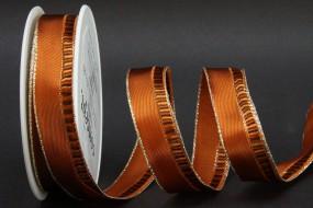 Narbonne braun gold 25 mm 20 m