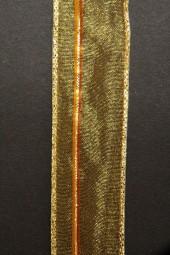 Atlantis gelb gold 25 mm 20 m