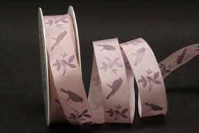 Birds rosa 25 mm 25 m
