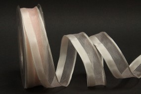 Silk rosa 25 mm 25 m
