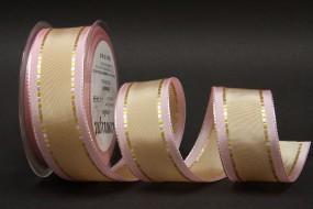 Romantik rosa hellgrün 40 mm 20 m