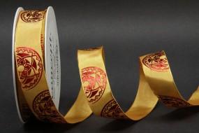 Pan Asia gelb rot 25 mm 25m