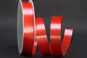 Kräuselband rot 25 mm 100 m